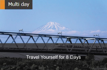Travel Yourself for 8 Days