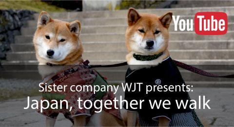 Sister company WJT presents: Japan, together we walk