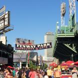 Fenway game day